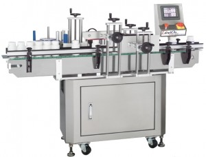 Wrap and Flat Labeler