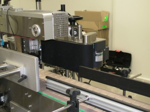 Wrap Labelling Module and Other Modules