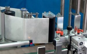 Labeling Machine BASIC 500 BCD